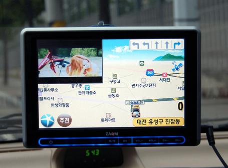 Zamm GPS