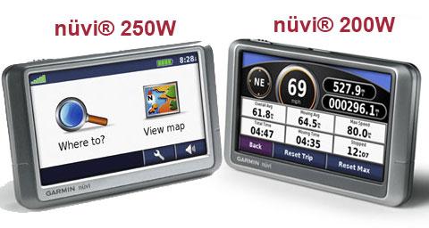 Garmin Nuvi 250w 200w GpsDock.com