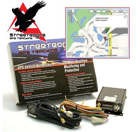 StreetEagle GPS Tracker