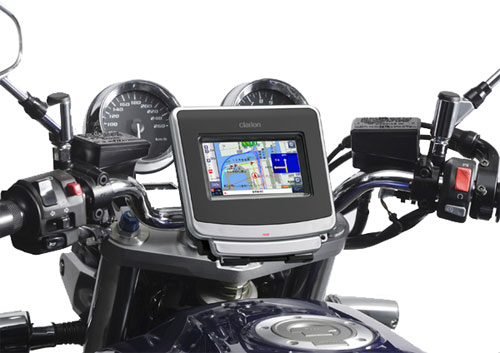 GPS System for bikers