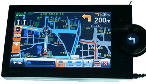 iRiver NV GPS System