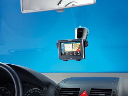 Nokia 500 GPS Naviagation System