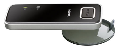 Nokia LD-4W bluetooth GPS receiver