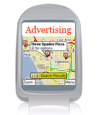 GPS Cell Advertising