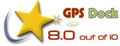 GpsDock Review Star Rating