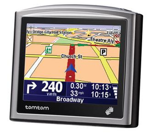 TomTom One LE