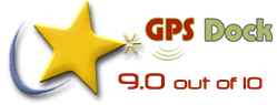 Gps Dock Star Rating